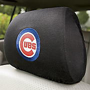 Set of 2 MLB Head Rest Covers