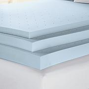 3 Inch Sensorpedic Ventilated Memory Foam Support Topper