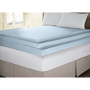 Sensorpedic Ventilated Memory Foam Support Topper