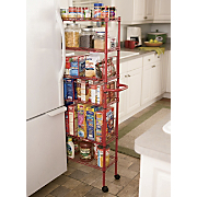 Metal 'Thinman' Pantry
