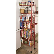 Metal Wire Thin Rolling Pantry