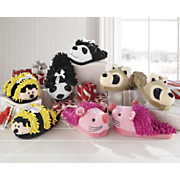 Fuzzy Friends Slippers