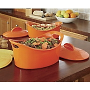 Rachael Ray 2.5-Qt. Covered Casseroval