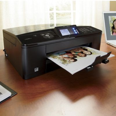 Brother All-In-One Wireless Color Printer Fax Copier Scanner