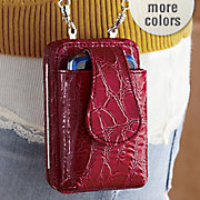 Wallet Cell Phone Holder