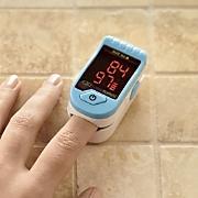 digital pulse oximeter 30