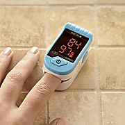 digital pulse oximeter 30