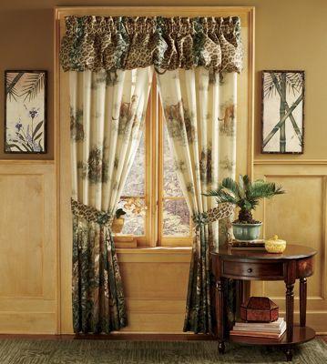 Wildcat Window Treatment