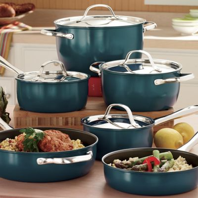 Ginny's Brand 10-piece  Cookware Set