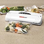 vacuum sealer 2 pack bag rolls by nesco