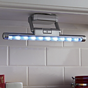 battery powered under cabinet led light