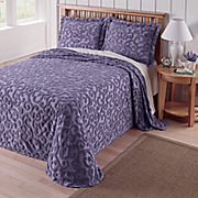 Ginny's Chenille Scrolled Bedspread