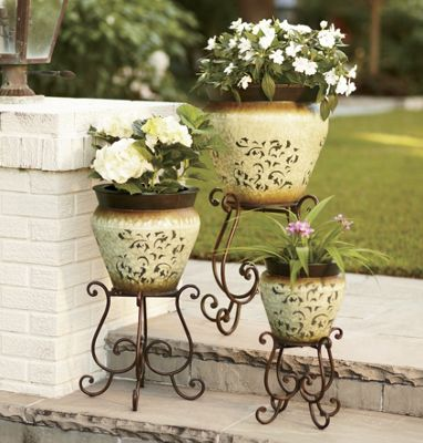 3-Piece Planter Set