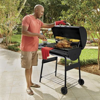 Barrel Grill and Smoker