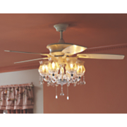 romantic ceiling fan