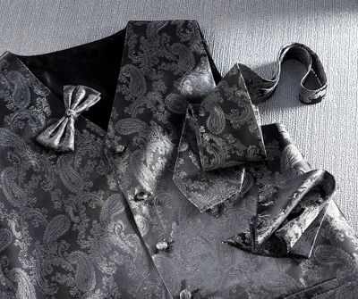 4-Piece Vest Set