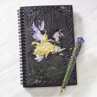 Fairy Journal with Pen