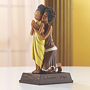 mother s prayer figurine