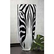 zebra vase 32