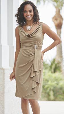 Candlelight Shimmer Dress