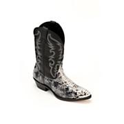 Snakeprint Boot By Laredo