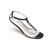 Marnie Strap Shoe By Midnight VelvetA
