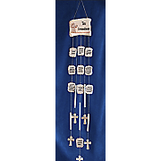 ten commandments wind chime 61