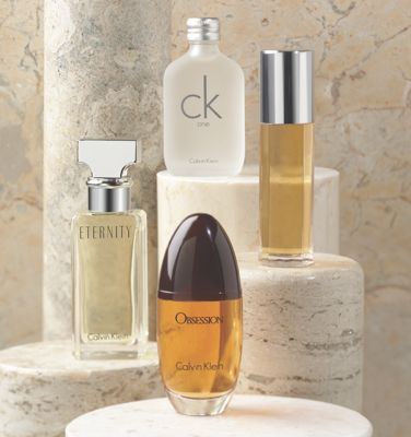 Calvin Klein 4-Piece Mini Coffret