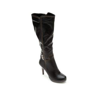Topstitch Apron Boot by Midnight Velvet