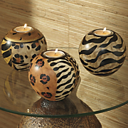 Set of Animal Candle...