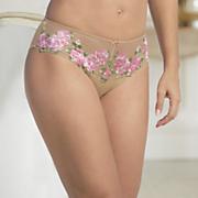 Floral Trim Panty