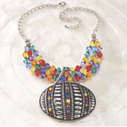 byzantine beaded necklace