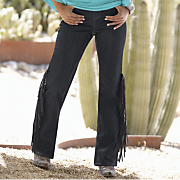 Rodeo Queen Fringe Jeans