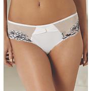 floral lace panty