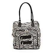 metallic zebra carry on 4