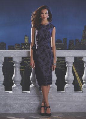 Gia Peplum Dress