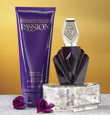 Elizabeth Taylor Passion Fragrance Set