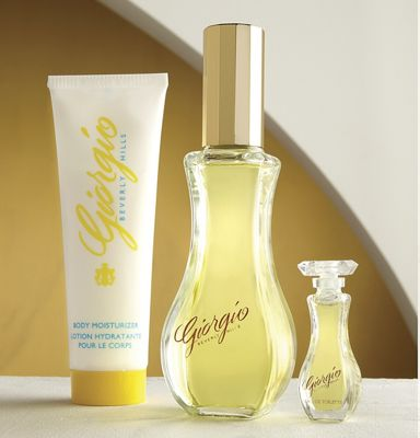 Giorgio Yellow Fragrance Set by Giorgio Beverly Hills