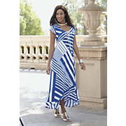 High Seas Maxi Dress