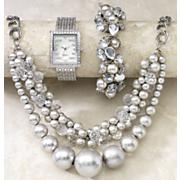 Silvertone Jewelry