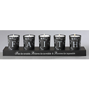 Faith Votive Holders