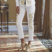 Ankle-Length Jean