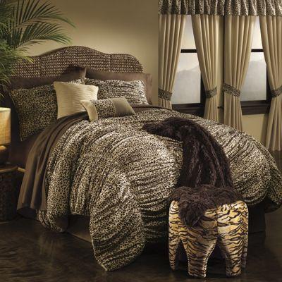 Sheba Comforter Set