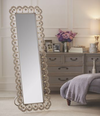 Full-Length Accent Mirror