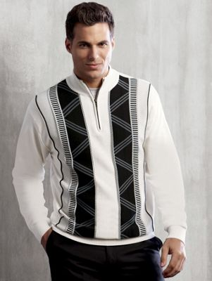 'Whistler Mountain' Mix Weave Sweater