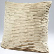 sheba pleated pillow