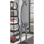 Stretch Zebra Statue