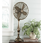 Oscillating Desk Fan