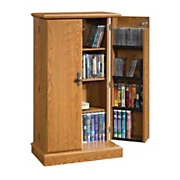 Multimedia Storage Cabinet