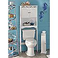 Coral Bathroom Space Saver